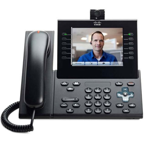 Cisco CP-9971-C-CAM-K9 Cisco Unified IP Phone 9971, Standard Handset with Camera