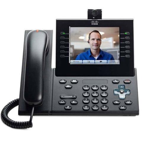 Cisco CP-9971-C-CAM-K9 Cisco Unified IP Phone 9971, Standard Handset with Camera