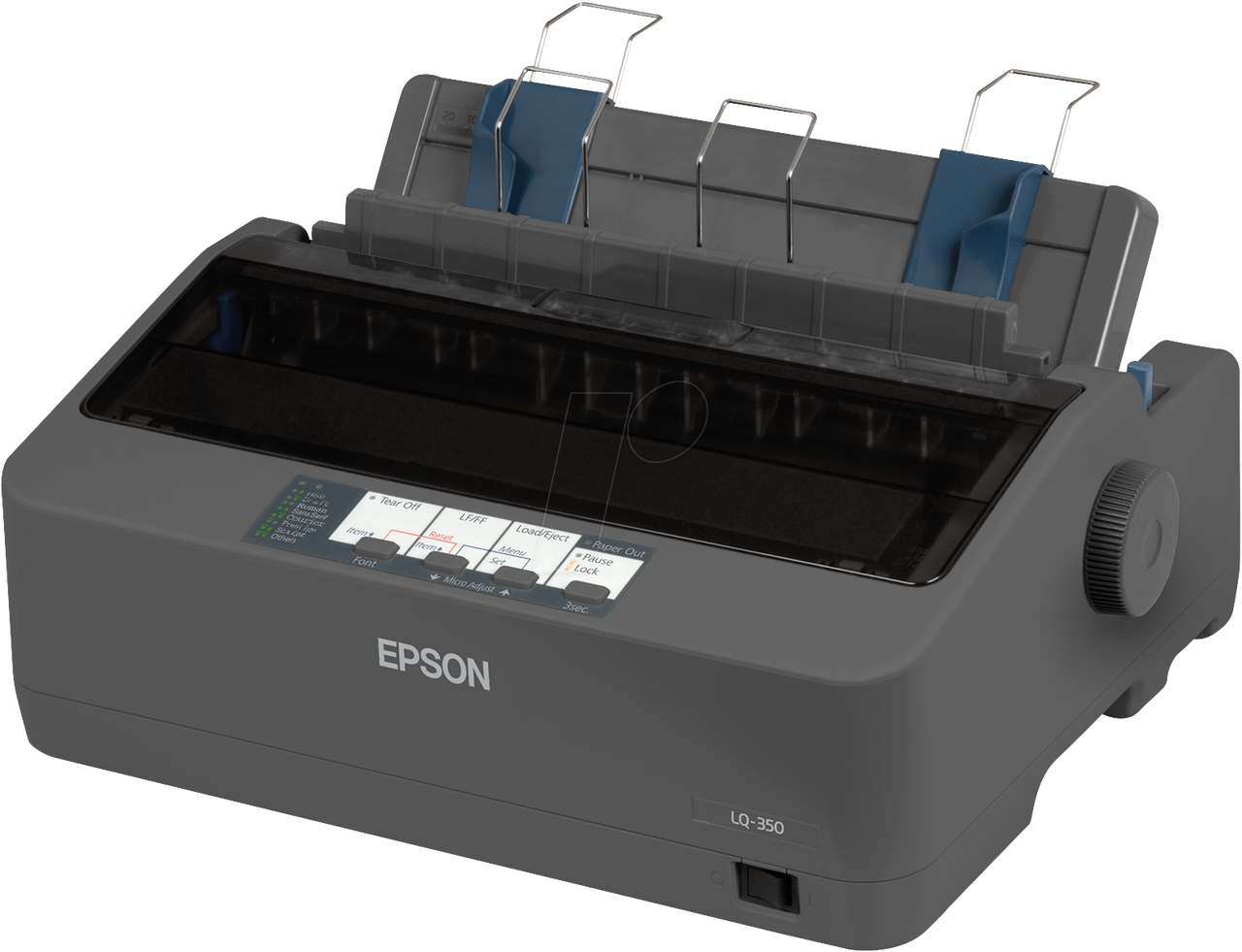 EPSON LQ-350  24-PIN DOT MATRIX PRINTER