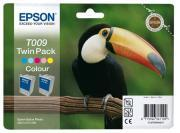 Photo 1270/1280/1290 T009402 5-Colour Ink Cartridge Twin Pack (66ml)