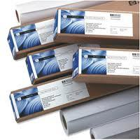 HP Coated Plotter Paper 90gsm 914 mm x 45.7 m 36 in x 150 ft