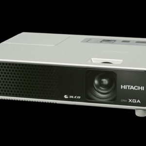 Hitachi CP-X1 Projector