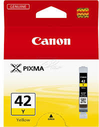 PIXMA Pro 100 CLI-42Y Yellow Ink Cartridge
