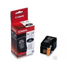 BJC-2000 BJC-4000 BC-20 Black InkJet Cartridge (900 pages*)