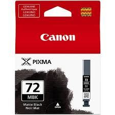 PIXMA Pro 10 PGI-72MBK Matte Black Ink Cartridge