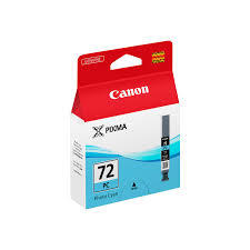 PIXMA Pro 10 PGI-72PC Photo Cyan Ink Cartridge