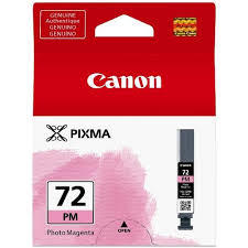 PIXMA Pro 10 PGI-72PM Photo Magenta Ink Cartridge