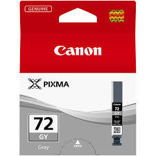 PIXMA Pro 10 PGI-72GY Grey Ink Cartridge