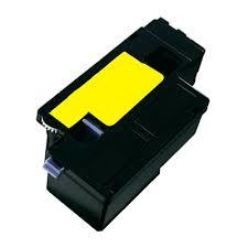 1250c High Yield Yellow Toner (1,400 pages*)