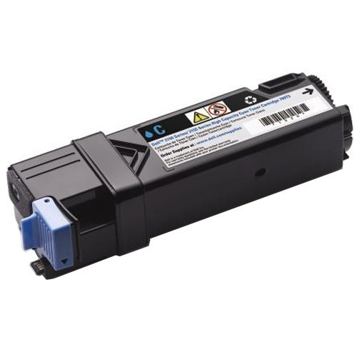 2150 High Yield Cyan Toner (2,500 pages*)
