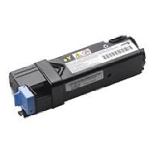 2130cn High Capacity Yellow Toner Cartridge (2,500 pages*)