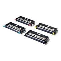 3110cn Standard Capacity CMYK Toner Pack