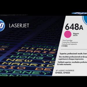 Color LaserJet CP4025 Magenta Toner Cartridge (11,000 pages*)