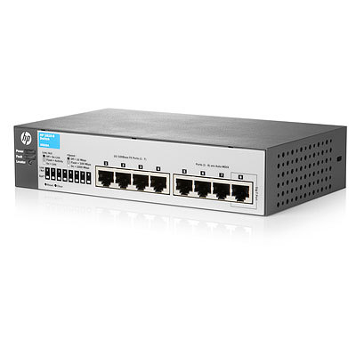 HP 1810-8 Switch