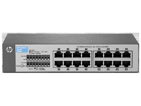 HP 1410-16 Switch
