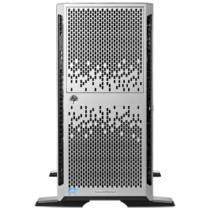 HP Proliant ML350p G8 E5-2609 2.4GHz 1P LFF Server