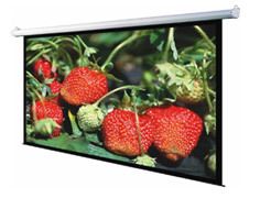 "ANCHOR ANDMV300 300cmX225cm Manual Wall/ Ceiling 150"" Diagonal Size Projector Screen"
