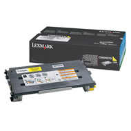 C500n Yellow High Yield Toner Cartridge (3,000 pages*)