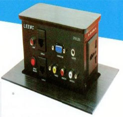 ANCHOR ANDH820SS Pop up Desktop plugs