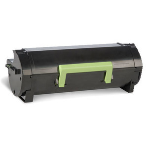 MX410de Black Return Program Toner Cartridge (2,500 pages*)