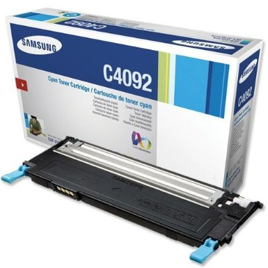 CLP-310 Cyan Toner (1,000 pages*)