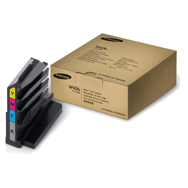 Xpress C410W Waste Toner (10,000 pages mono, 2,500 colour*)