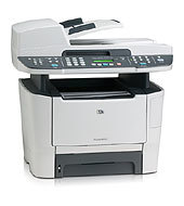 HP LaserJet M2727nf MFP series CB532A