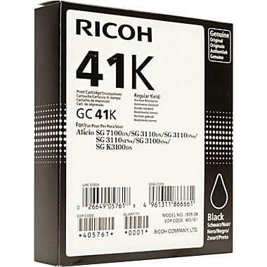 SG 3110DN High Yield Black Gel (2,500 pages*)