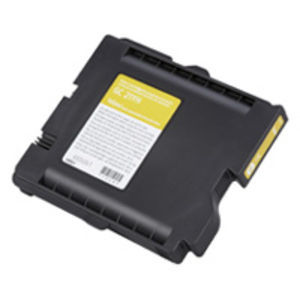 Aficio GX e5550N Yellow Gel - High Yield GC 31YH (4,000 prints*)
