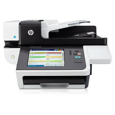 Scanjet Enterprise 8500 fn1 Document Capture Workstation L2717A