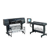 HP Designjet 4500 Printer series