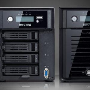 BUFFALO TeraStation 5400 4.0TB RAID 0/1/5/6/10 Shared Network Storage
