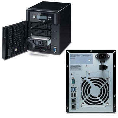 BUFFALO TeraStation 5400 8.0TB RAID 0/1/5/6/10 Shared Network Storage