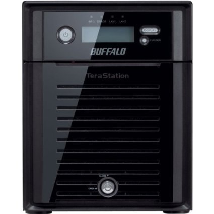 BUFFALO TeraStation 5400 12.0TB RAID 0/1/5/6/10 Shared Network Storage