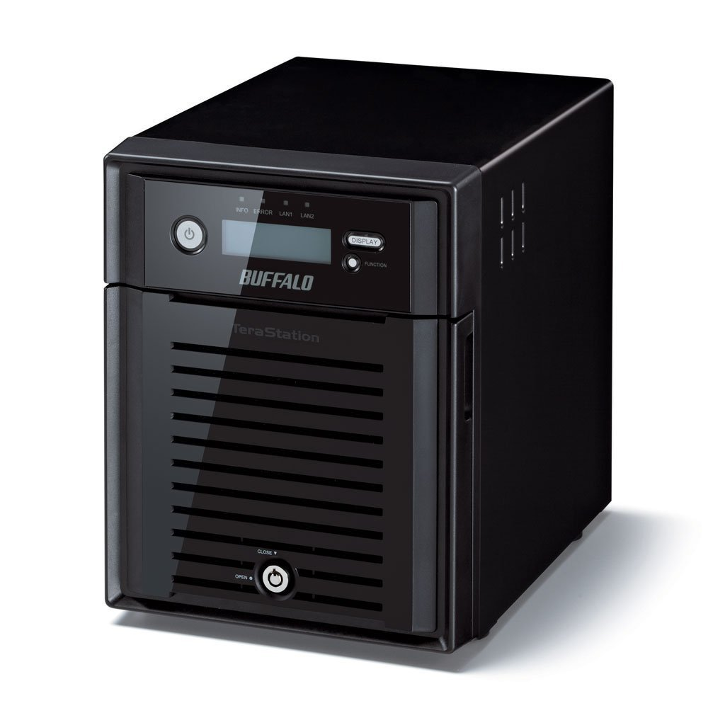 BUFFALO TeraStation 5400 WSS Windows Storage Server 2012 4.0TB NAS