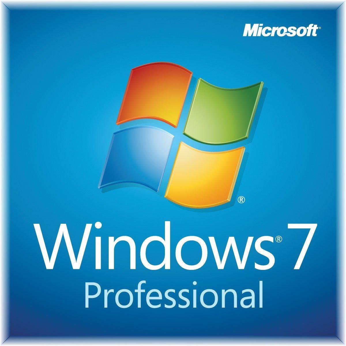 Microsoft Windows 7 Pro (64bit)