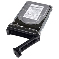 "Dell 300GB 15000 RPM 3.5"" SAS hot-plug hard drive"