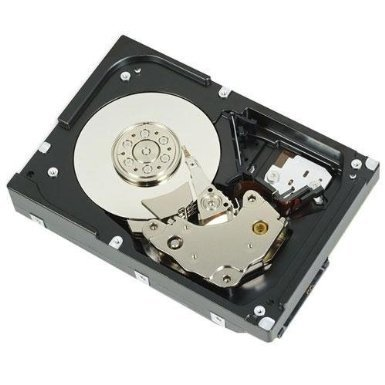 "Dell 600GB 15000 RPM 3.5"" SAS hot-plug hard drive with tray for PE-Series PowerEdge Servers."