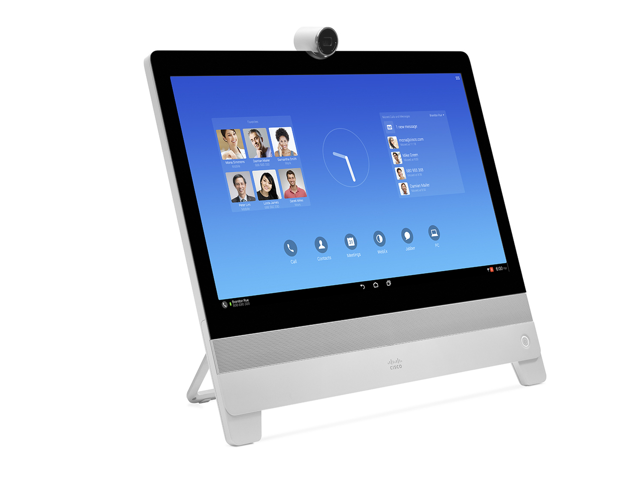 Cisco DX80 Desktop Collaboration System
