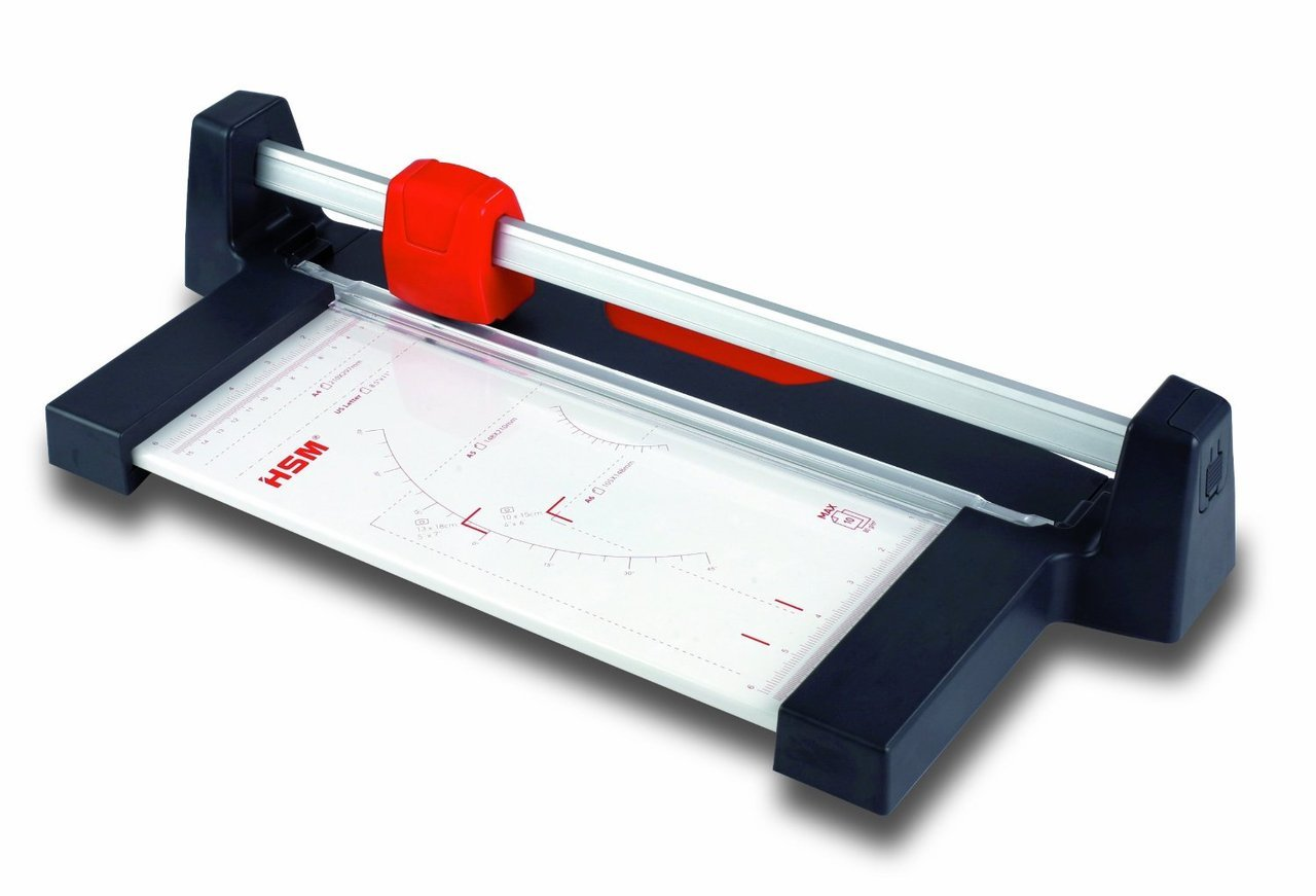 Rotary trimmer – HSM Cutline T3310