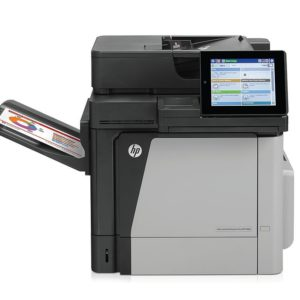 HP Color LaserJet Enterprise Multifunction M680dn Printer