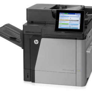 HP Color LaserJet Enterprise Flow Multifunction M680z Printer