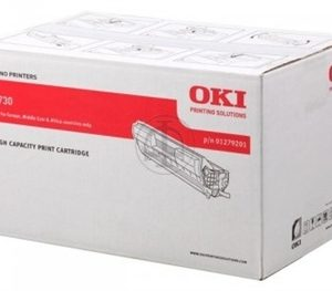OKI 01279201 Black Toner Cartridge