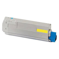 OKI 45396201 Yellow High Capacity Toner Cartridge