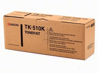 Kyocera toner cartridge black (1T02F30EU0, TK510K)