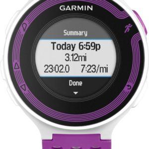 Garmin Forerunner 220 GPS-Enabled Running Watch