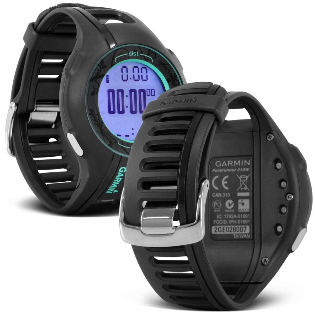 Garmin Forerunner 210 Water Resistant GPS Enabled Sports Watch
