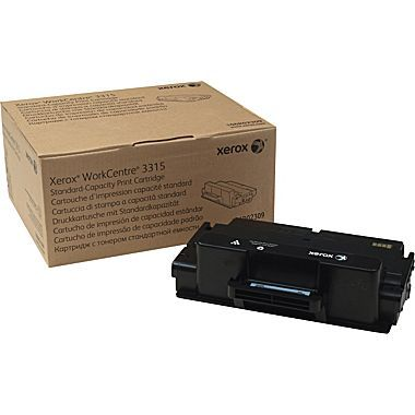 Xerox WorkCentre 3315 Black Toner Cartridge (106R02309)