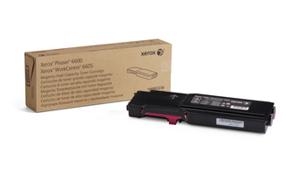 Xerox 106R02230 Magenta Original High Capacity Toner Cartridge