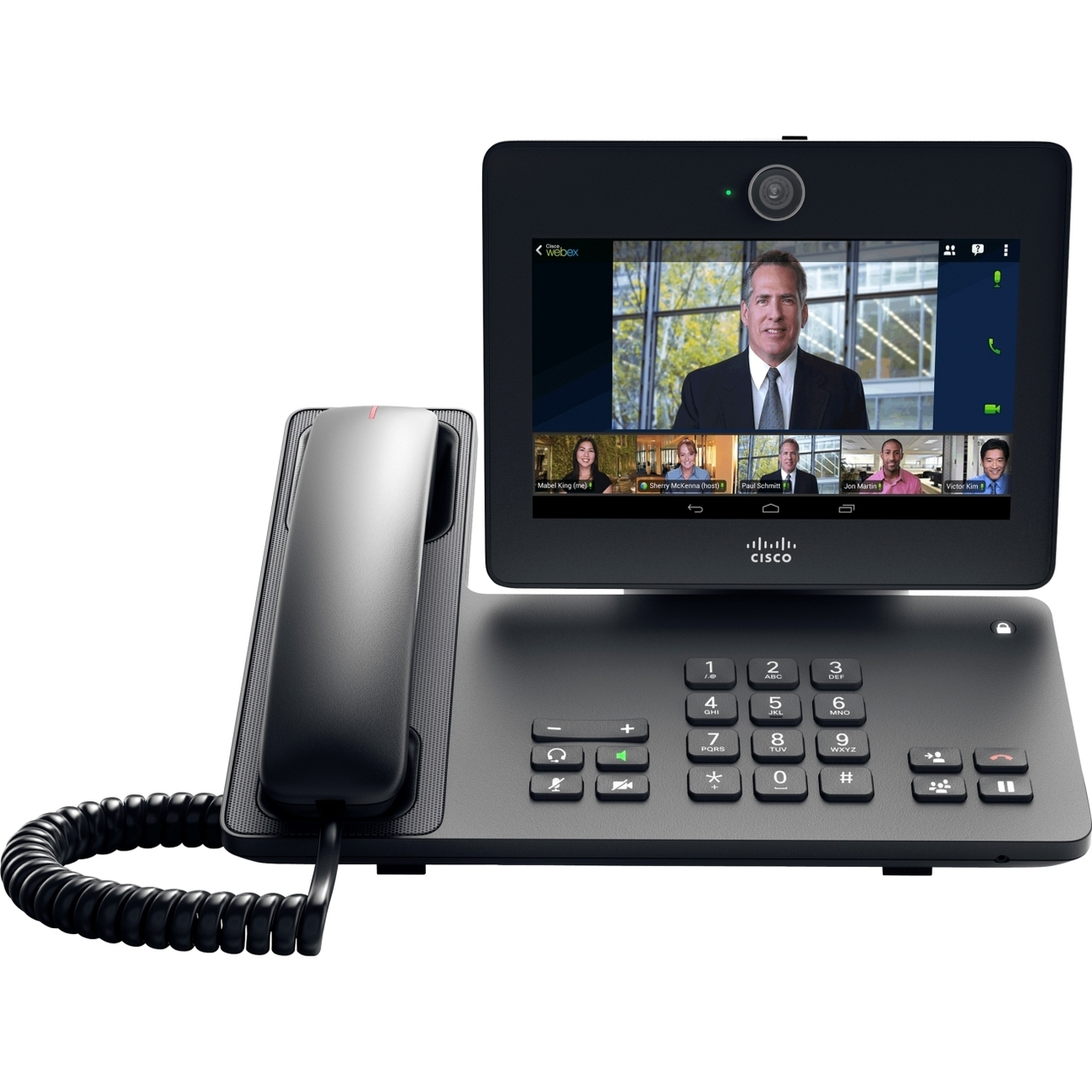 Cisco CP-DX650-K9 DX600 Series Desktop Collaboration Experience